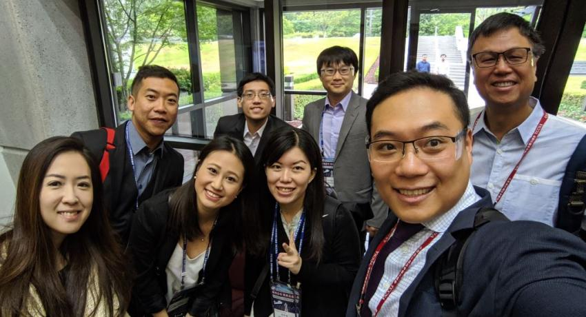 TJCCNA visits Seattle corporates